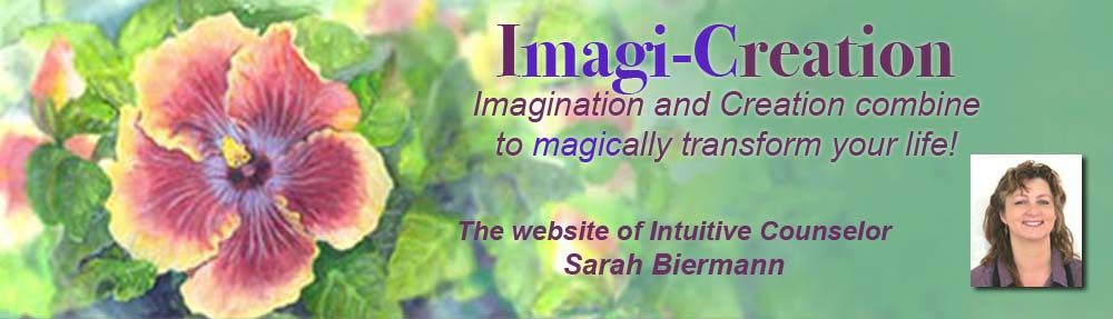 Imagi-Creation with Sarah Biermann